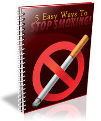 5 Easy Ways To Stop Smoking