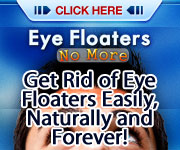Eye Floaters No More ~ New Niche With High Conversions
