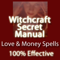 Witchcraft Secret Manual