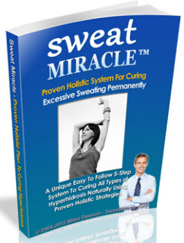 Hyperhidrosis Holistic Treatment