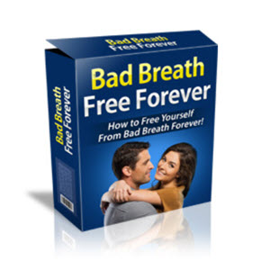 Natural Bad Breath Treatment Systems