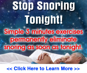 Best Home Remedies for Snoring